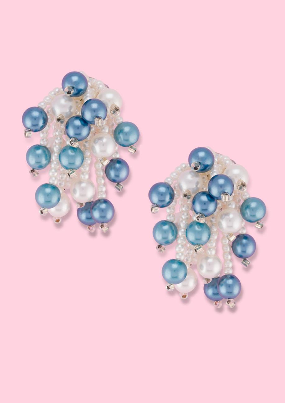 Vintage-sixties-Iceyr-stud-earrings