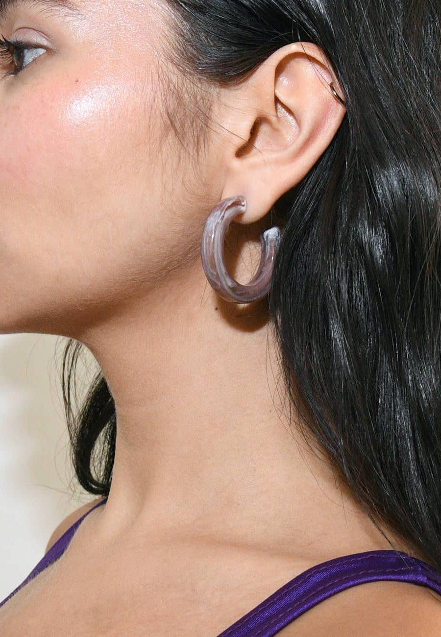 Shop vintage earrings online at live-to-express. Vintage hoop earrings.