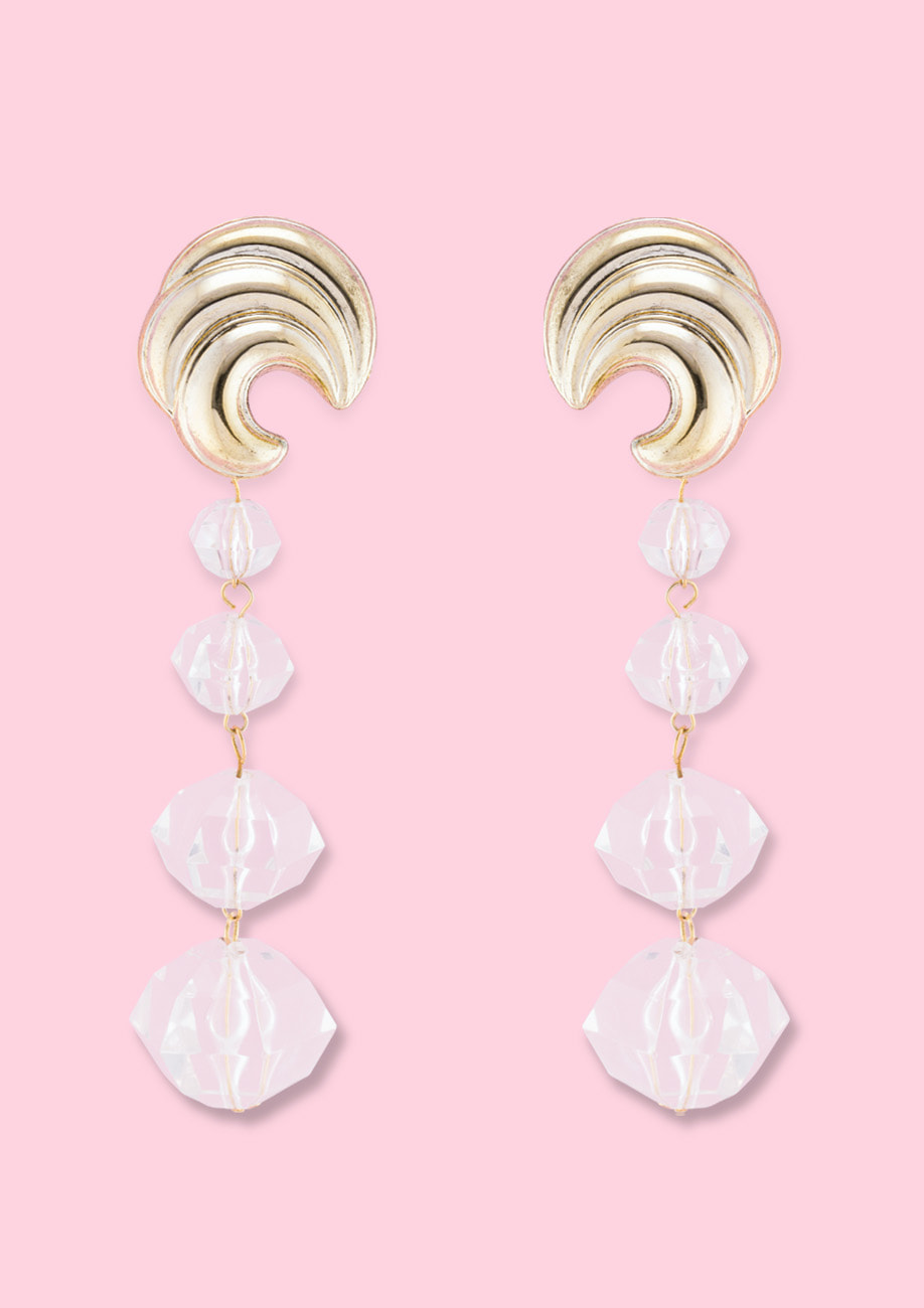Statement earrings, by live-to-express. Shop earrings online at live-to-express.