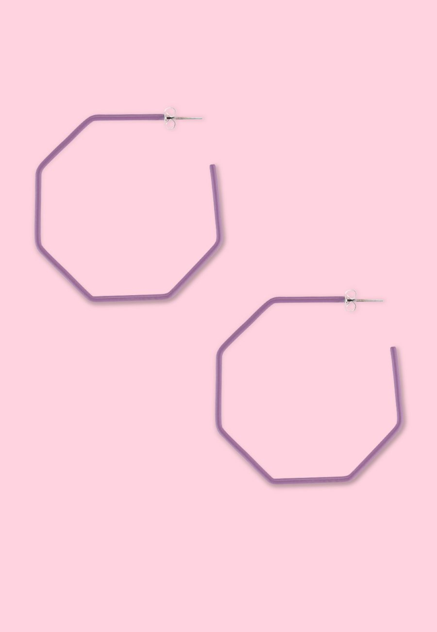 Vintage-nineties-Hexa-hoops-purple