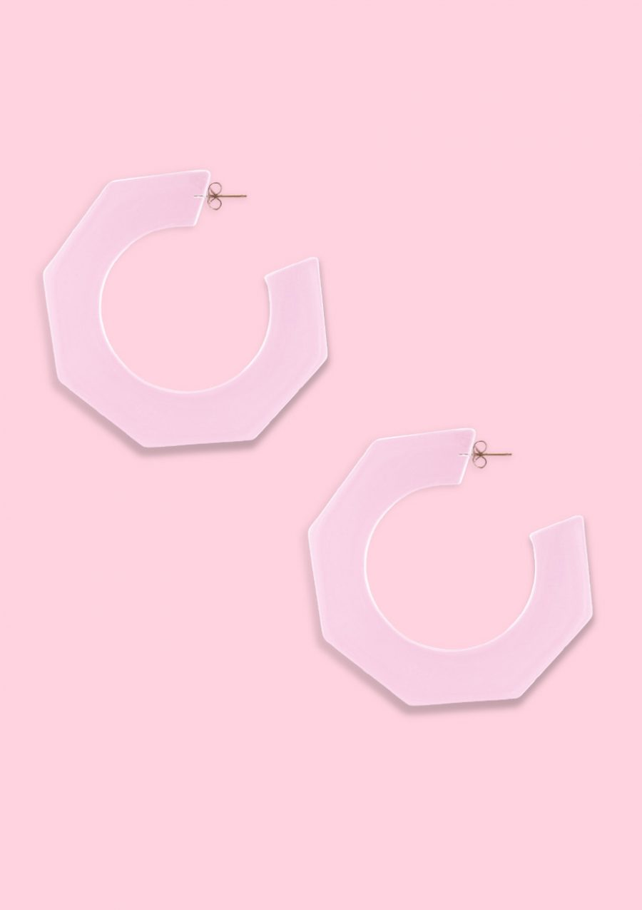 Nineties-vintage-Statement-hoops