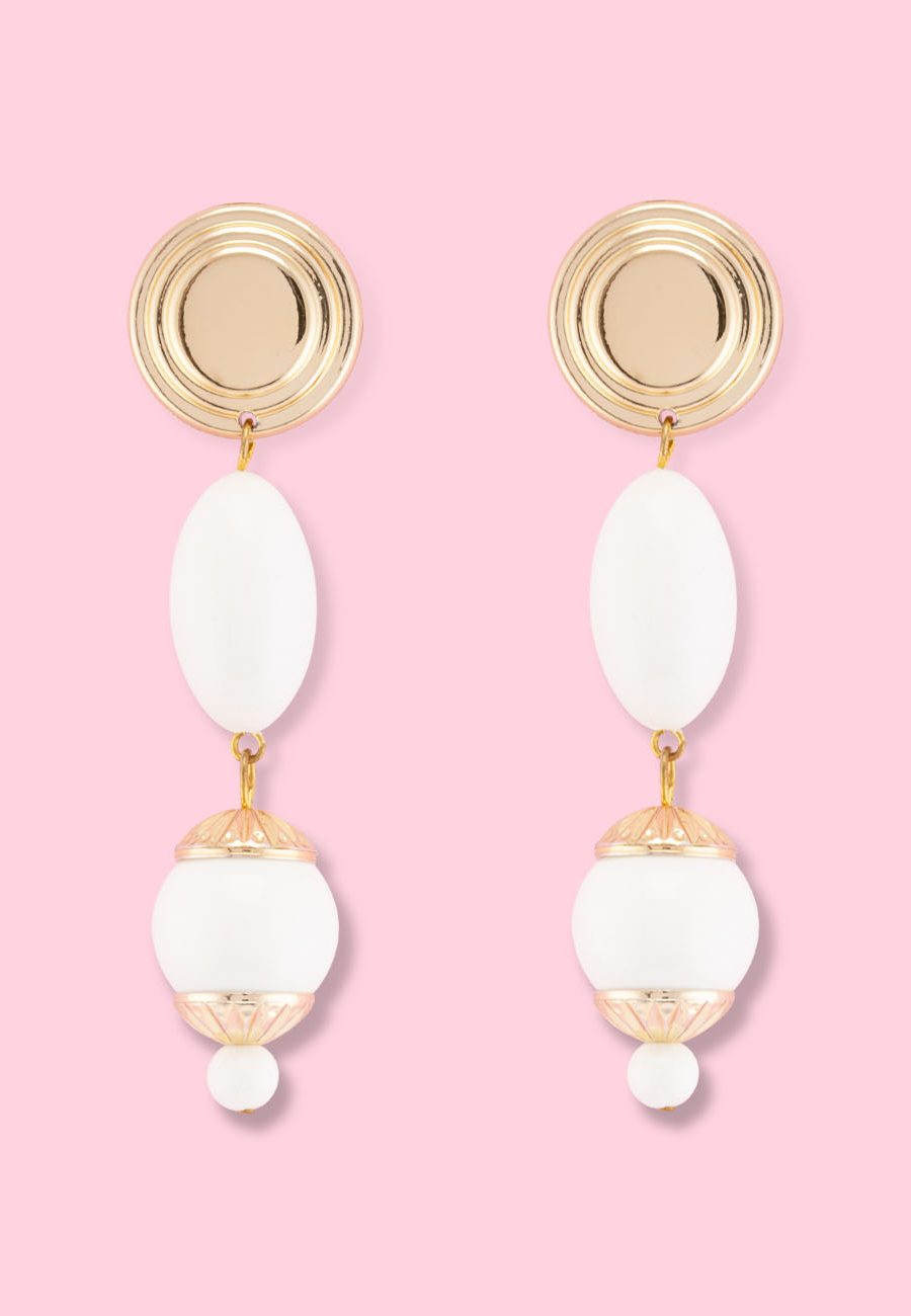 Earrings-vintage-60's-LTE-Sofin-earrings