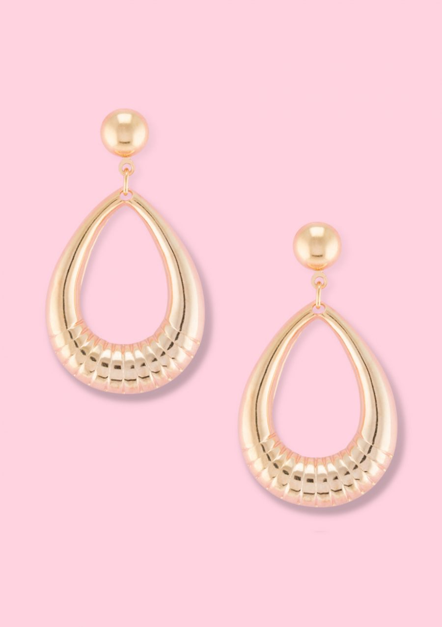 90s drop earrings by live-to-express. Vintage earrings online at live to express.