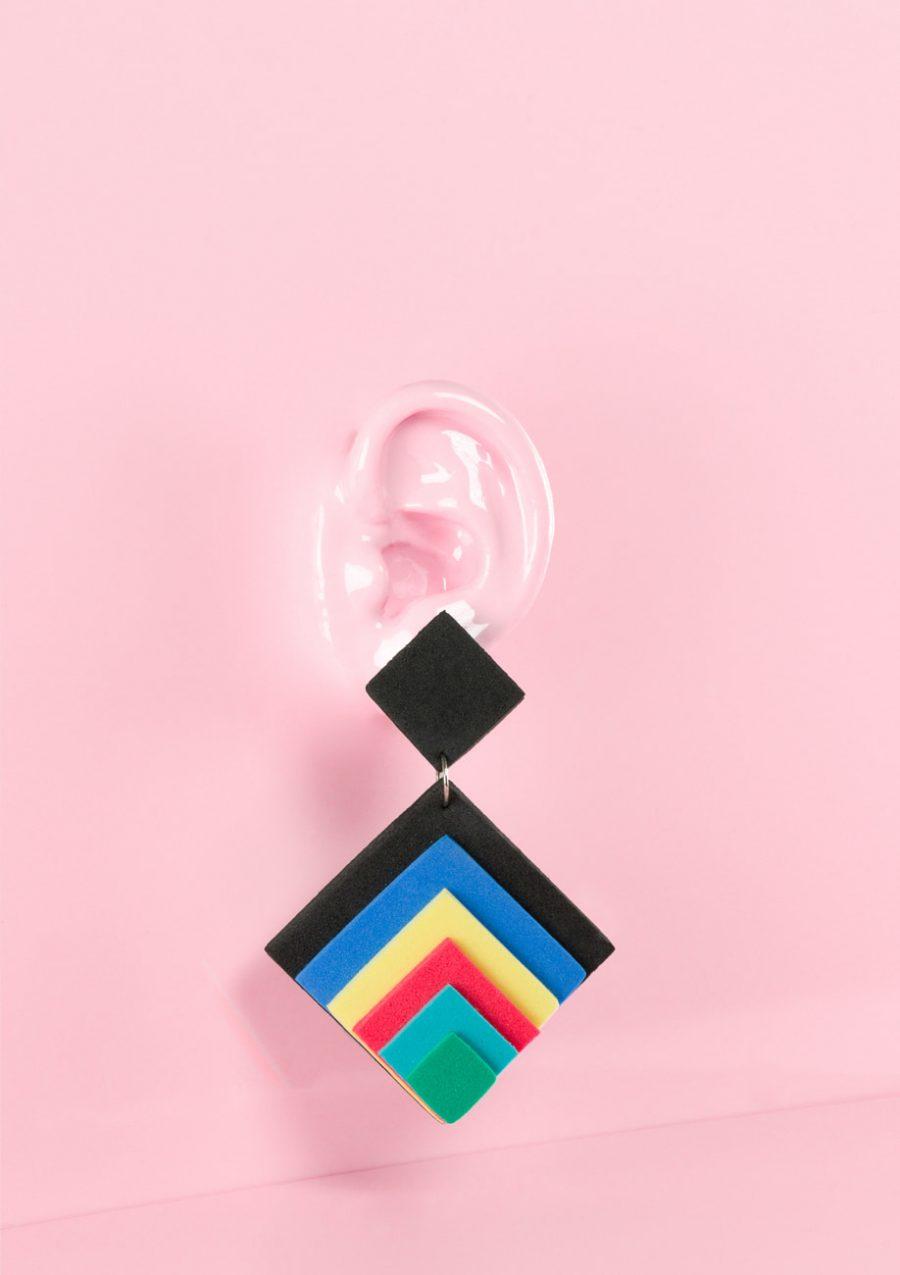 80's oorbellen, LIVE-TO-EXPRESS