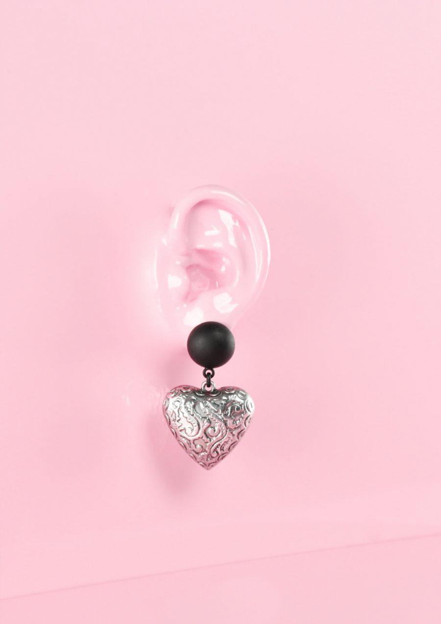 Vintage drop oorbellen LIVE-TO-EXPRESS